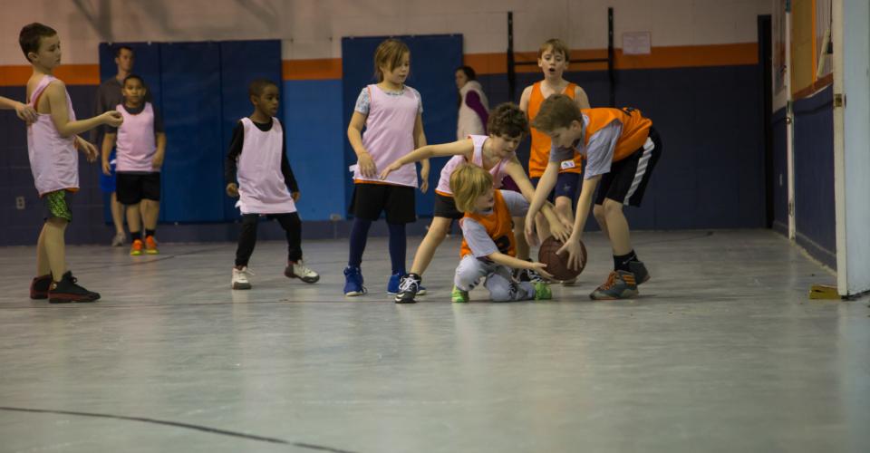 Elementary Basketball 18-12