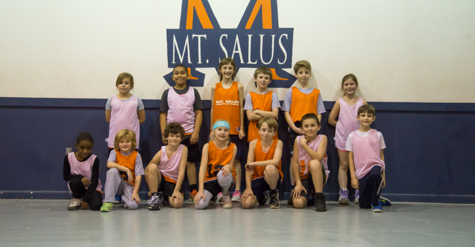 Elementary Basketball 18-16