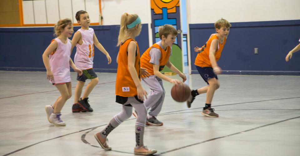 Elementary Basketball 18-4