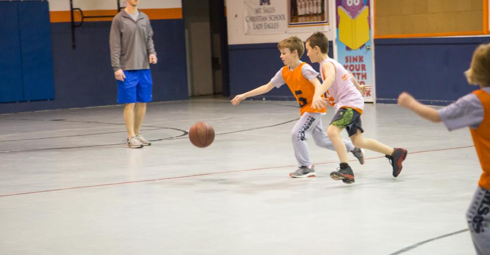 Elementary Basketball 18-6